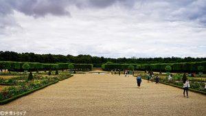 大トリアノン宮殿の庭園