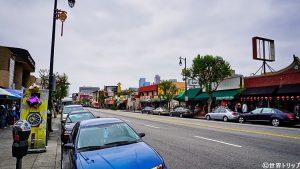 ロサンゼルスのチャイナタウン