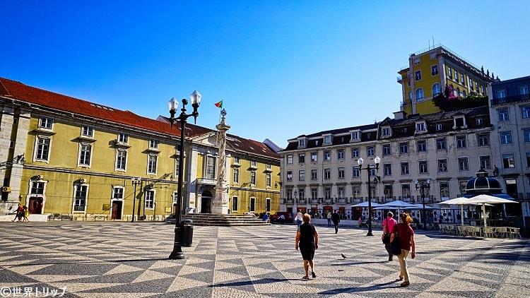 市庁舎広場(Praça do Municipio)