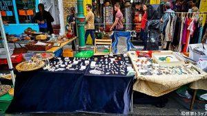 ブリック・レーン・マーケット(Brick Lane Market)