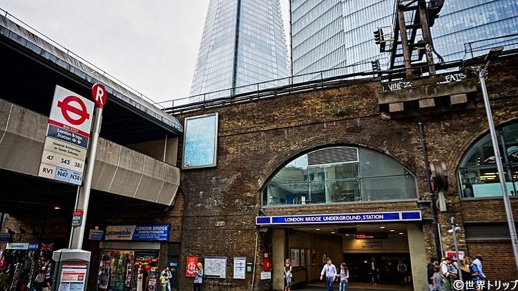 ロンドン・ブリッジ駅