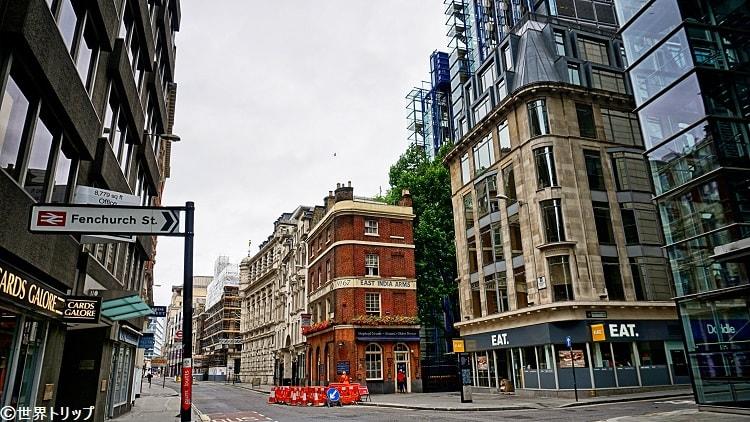 フェンチャーチ・ストリート(Fenchurch Street)