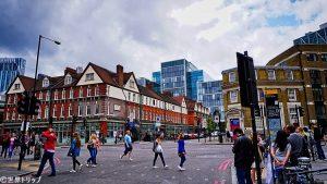 スピタルフィールズ・マーケット(Spitalfields Market)