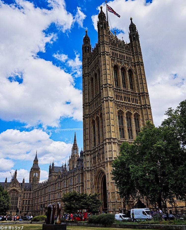 ウェストミンスター宮殿(The Palace of Westminster)