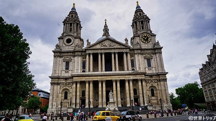 セント・ポール大聖堂(St. Paul's Cathedral)