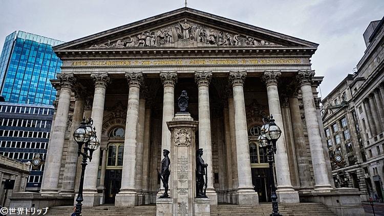 王立証券取引所(The Royal Exchange)
