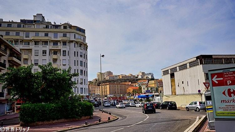 シャルル・リヴォン通り(Boulevard Charles Livon)