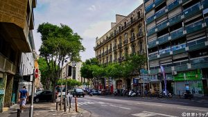 コルドリー通り(Boulevard de la Corderie)