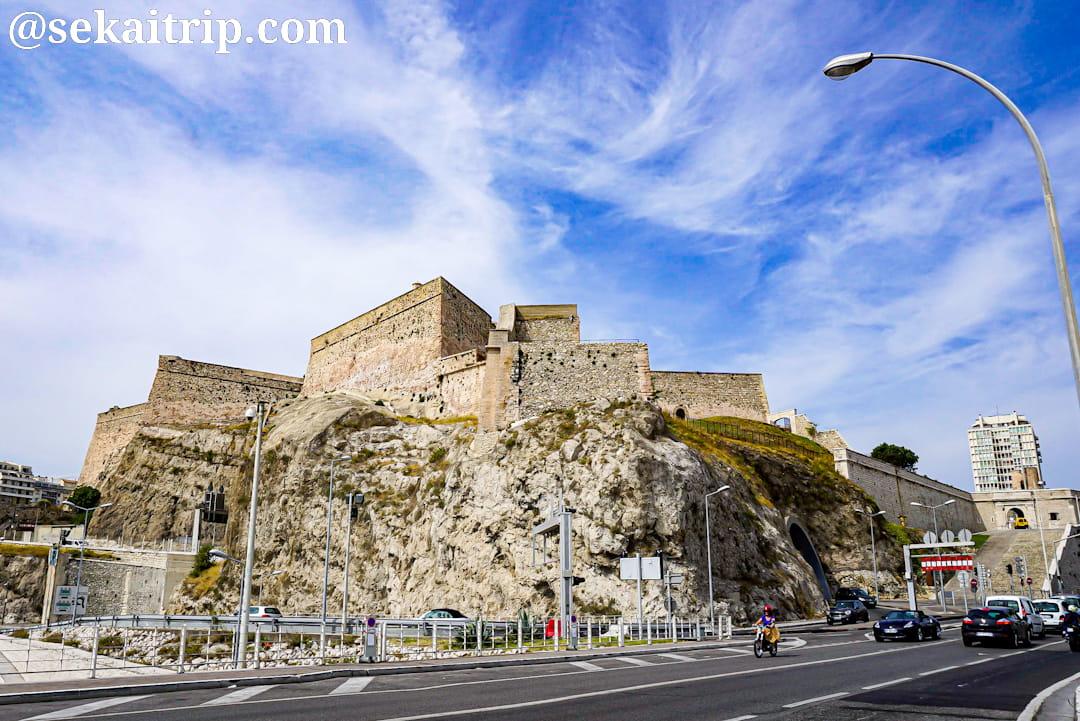 サン・ニコラ要塞(Fort Saint-Nicolas)