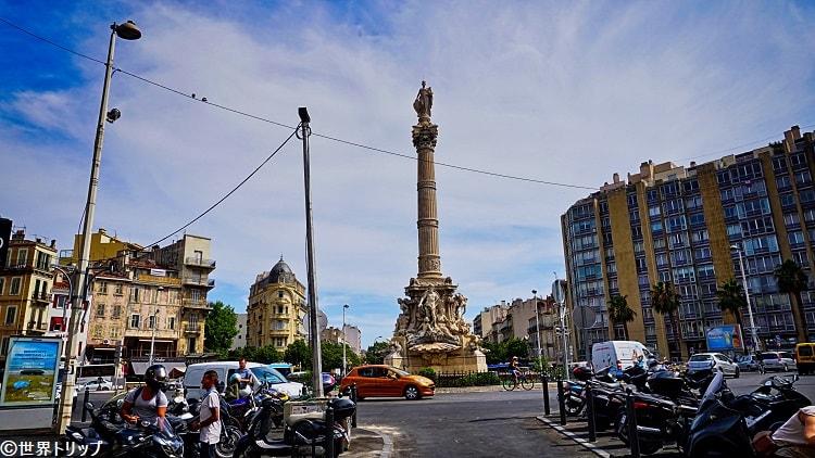 カステラーヌ広場(Place Castellane)