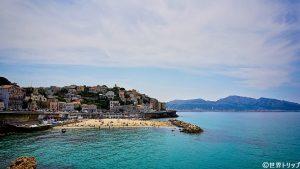 マルセイユの人気ビーチ(Plage du Prophete)