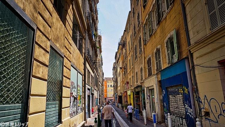 ジャン・ロック通り(Rue Jean Roque)