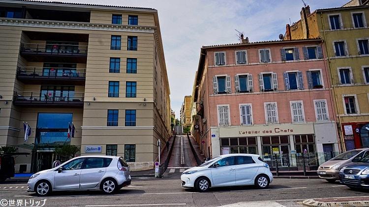 プラン・フルミギエ通り(Rue Plan Fourmiguier)