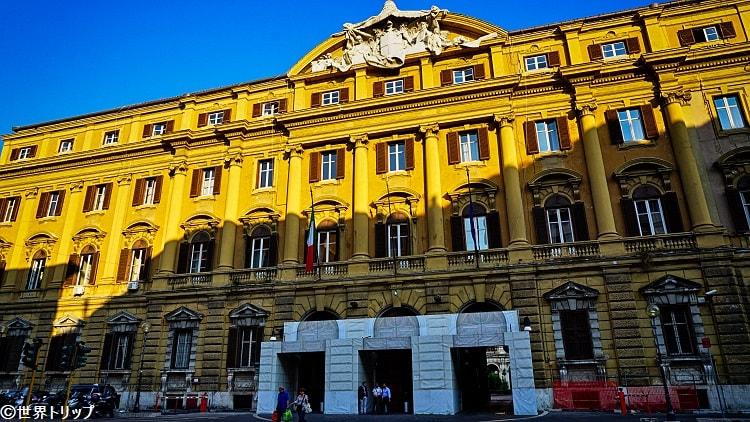 イタリアの経済・財務省