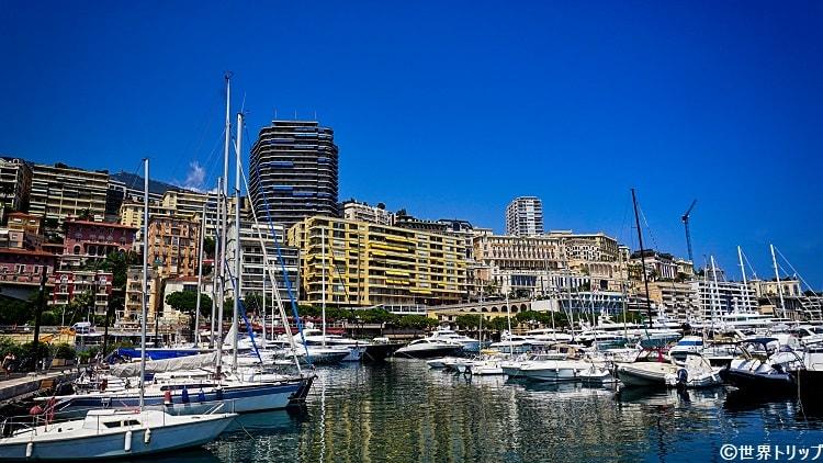 モナコ港(Port de Monaco)