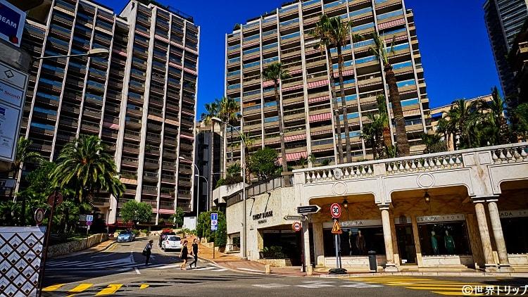 コスタ通り(Avenue de la Costa)