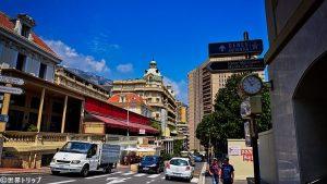 スペリュグ通り(Avenue des Spélugues)