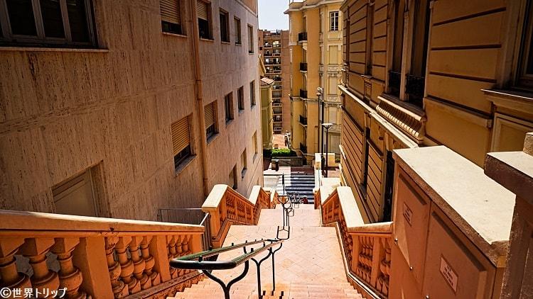 グラナ階段(Escalier Grana)