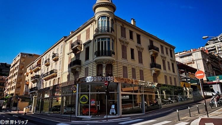 モナコ・モーターズ(Monaco Motors)