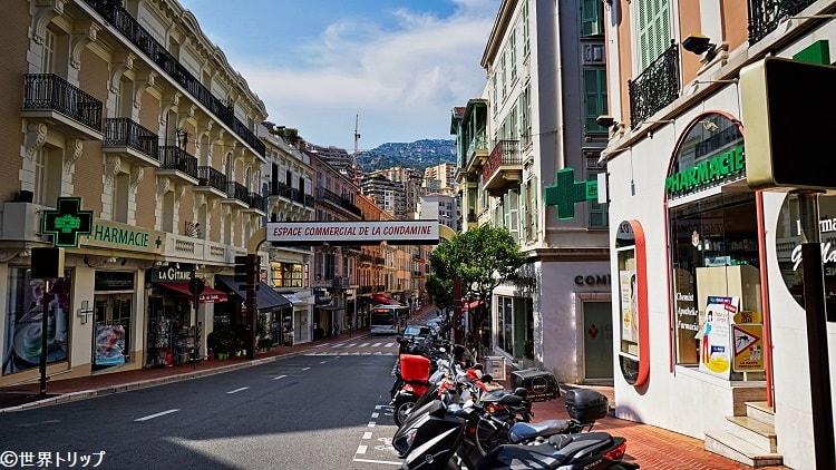 グリマルディ通り(Rue Grimaldi)