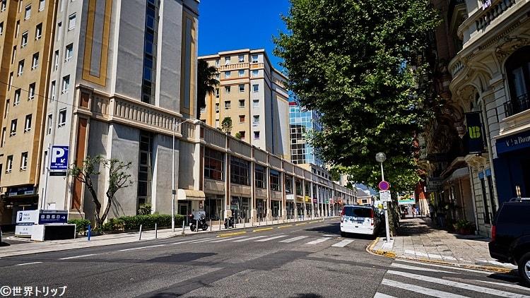ティエール通り(Avenue Thiers)