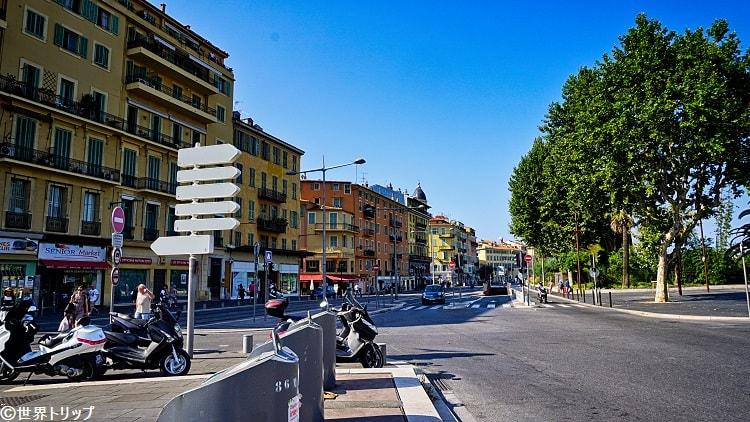 ジャン・ジョレス通り(Boulevard Jean Jaurès)
