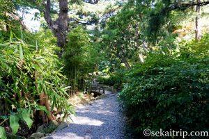 ロスチャイルド邸(日本庭園)