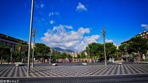 マセナ広場(Place Masséna)