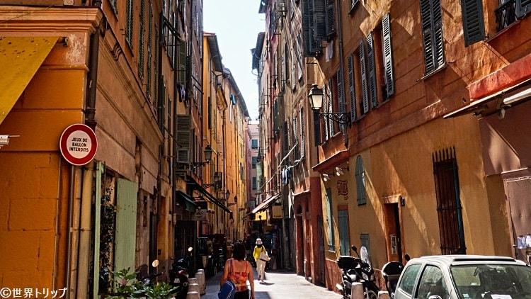 バリルリー通り(Rue Barillerie)