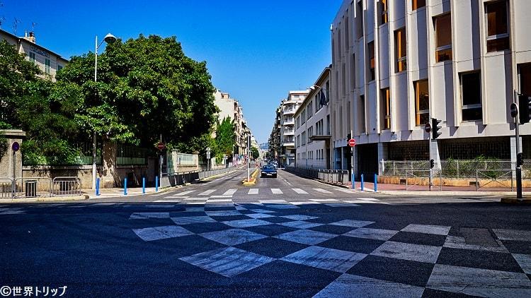 ダント通り(Rue Dante)
