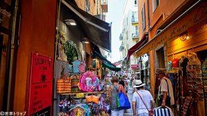 マルシェ通り(Rue du Marché)