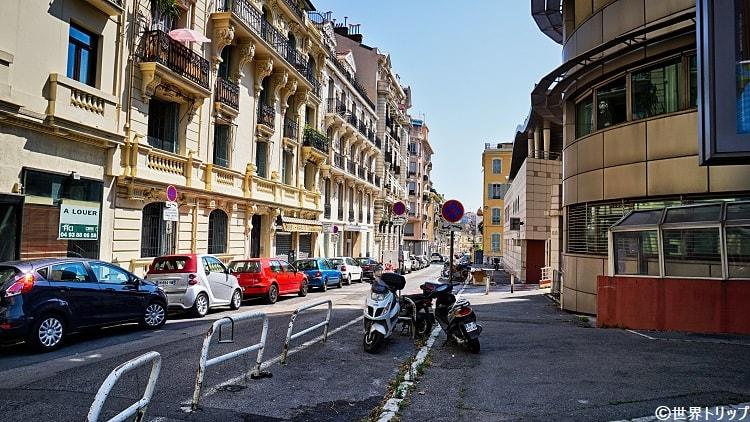 エロルド通り(Rue Hérold)