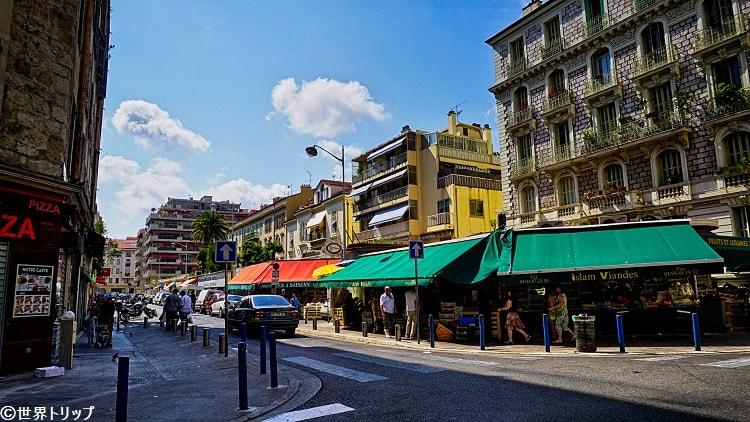 イタリー通り(Rue d'Italie)