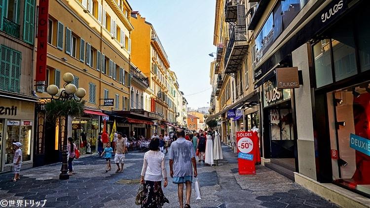 マセナ通り(Rue Massena)
