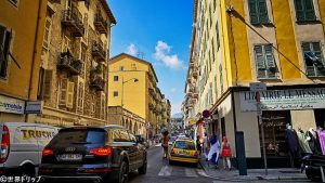 パガニーニ通り(Rue Paganini)