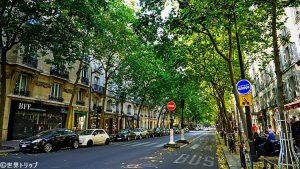 ブルドネ通り(Avenue de la Bourdonnais)