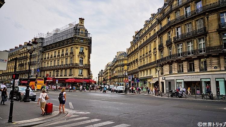 オペラ通り(Avenue de l'Opéra)