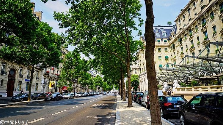 クレベール通り(Avenue Kléber)