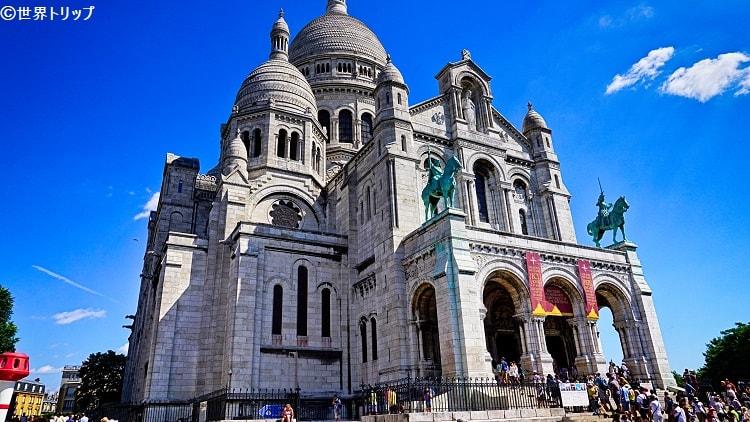サクレ・クール寺院(Basilique du Sacré-Cœur)