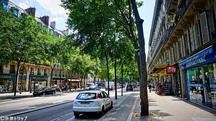 マゼンタ通り(Boulevard de Magenta)