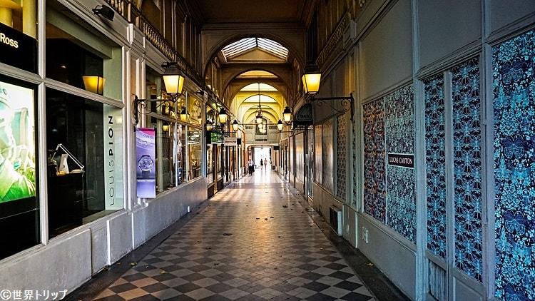 ギャルリ・ド・ラ・マドレーヌ(Galerie de la Madeleine)