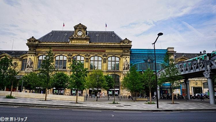 オーステルリッツ駅(Gare d'Austerlitz)