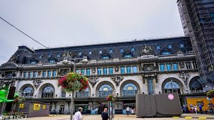 パリ・リヨン駅