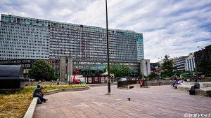 モンパルナス駅(Gare Montparnasse)
