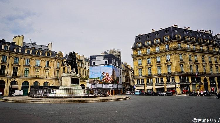 ヴィクトワール広場