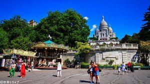 サン・ピエール広場(Place Saint-Pierre)