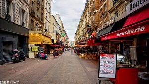 ダゲール通り(Rue Daguerre)