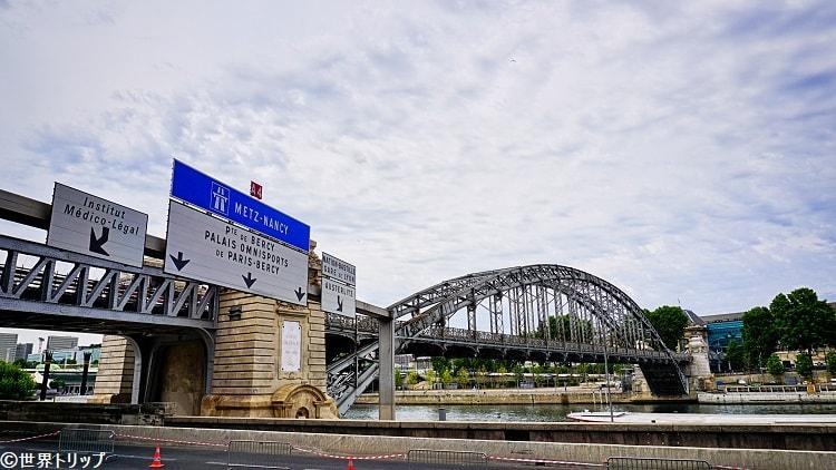 オーステルリッツ高架橋(Viaduc d'Austerlitz)