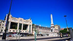 レスタウラドレス広場