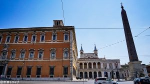 サン・ジョヴァンニ・イン・ラテラーノ大聖堂(Basilica di San Giovanni in Laterano)